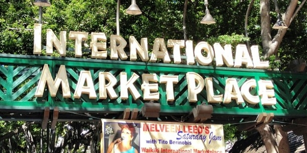 Hawaii International Market Place