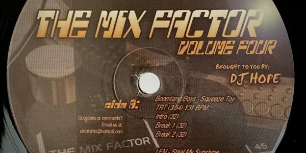 The Mix Factor